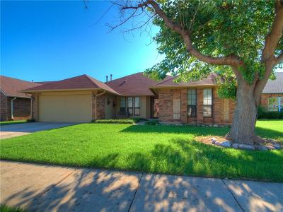 Oklahoma City Single Family Home For Sale: 11804 Skyway Avenue