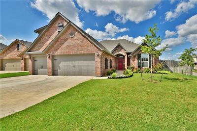 Edmond Single Family Home For Sale: 2421 NW 156th