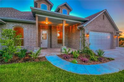 Oklahoma City Single Family Home For Sale: 12750 Arbor Meadows Drive