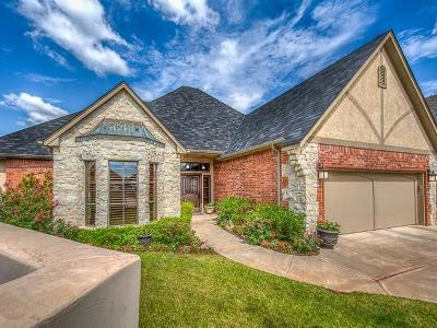 Edmond Single Family Home For Sale: 16616 Little Leaf Lane
