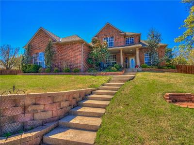 Edmond Single Family Home For Sale: 3701 Derby Run