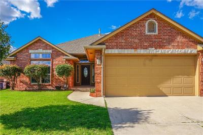 Moore OK Single Family Home For Sale: $189,900