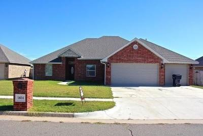 Oklahoma City Single Family Home For Sale: 5604 Sanderling