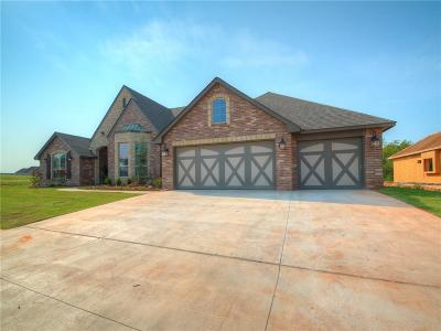Edmond Single Family Home For Sale: 1924 NW 199th