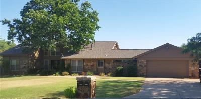 Single Family Home For Sale: 5901 Blue Stem Place