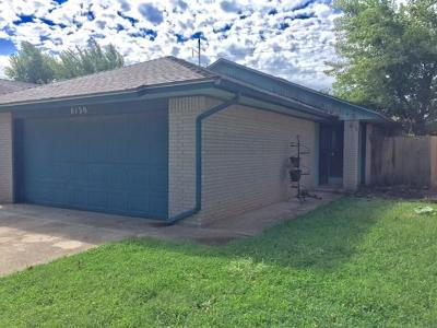 Oklahoma City Single Family Home For Sale: 8130 NW 78th Terrace