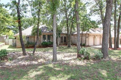Edmond Single Family Home For Sale: 2808 Asheforde Oaks Boulevard
