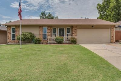 Oklahoma City Single Family Home For Sale: 8422 NW 86th Street