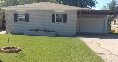 Oklahoma City Single Family Home For Sale: 820 SE 69th