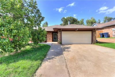 Oklahoma City Single Family Home For Sale: 7917 NW 14th Street