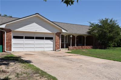 Oklahoma City Single Family Home For Sale: 4121 NW 61st Terrace