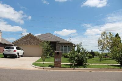 Edmond Single Family Home For Sale: 15800 Cantera Creek