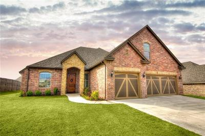 Edmond Single Family Home For Sale: 19009 Barnstable Court