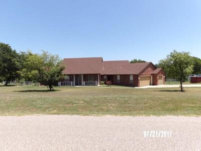 Choctaw OK Single Family Home For Sale: $260,950
