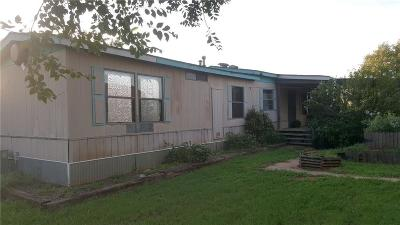 Chickasha Single Family Home For Sale: 608 County Road 1288