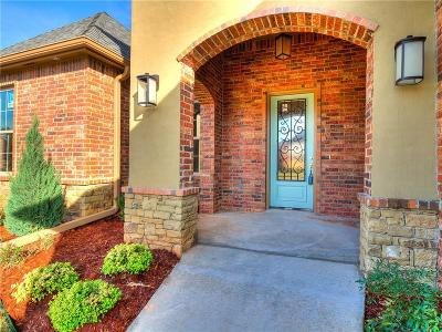 Edmond Single Family Home For Sale: 1241 Hutton Landing