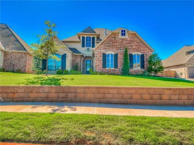 Edmond Single Family Home For Sale: 2956 Allie Drive