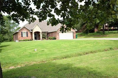 Choctaw OK Single Family Home For Sale: $227,900