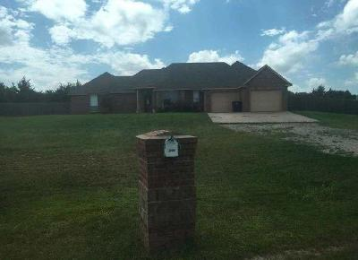 Blanchard Single Family Home For Sale: 1181 Indigo