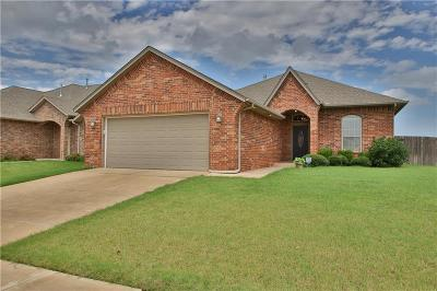 Edmond Single Family Home For Sale: 2445 NW 195th