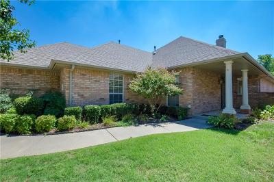Oklahoma City Attached For Sale: 12512 Greenlea Chase West