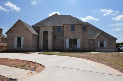 Edmond Single Family Home For Sale: 5300 Shades Bridge Road