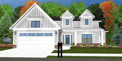 Edmond Single Family Home For Sale: 1424 Boathouse Road