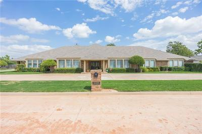 Oklahoma City Single Family Home For Sale: 12208 Maple Ridge Road