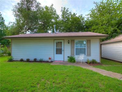 Norman Single Family Home For Sale: 421 N Stewart Avenue