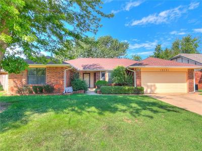 Oklahoma City Single Family Home For Sale: 12101 Willow Way
