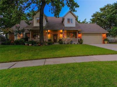 Edmond Single Family Home For Sale: 1908 Helts Haven