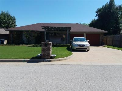 Oklahoma City Single Family Home For Sale: 8228 NW 90th Terrace
