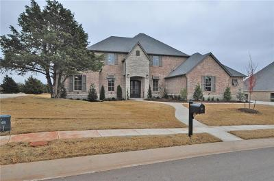 Edmond Single Family Home For Sale: 5308 Shades Bridge Road