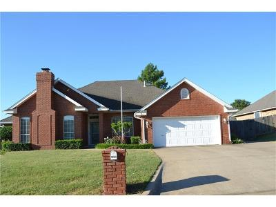 Shawnee Single Family Home For Sale: 1307 Castle Creek