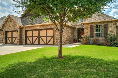 Edmond Single Family Home For Sale: 19821 Oakshire Drive