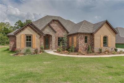 Oklahoma City Single Family Home For Sale: 11016 Gobblers Roost Road