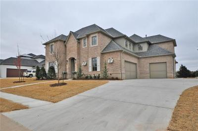 Edmond Single Family Home For Sale: 5316 Shades Bridge