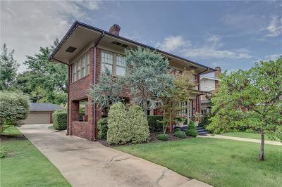 Oklahoma City Single Family Home For Sale: 406 NW 21st Street