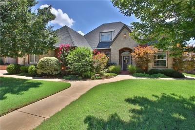 Edmond Single Family Home For Sale: 540 Man O War Court