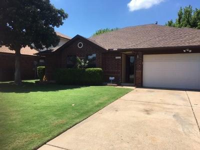 Oklahoma City Single Family Home For Sale: 11409 Matthews