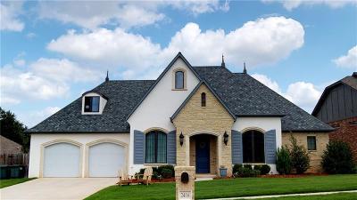 Edmond Single Family Home For Sale: 2416 Wellington Way