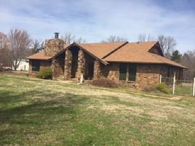 Guthrie Single Family Home For Sale: 1600 E Noble Street