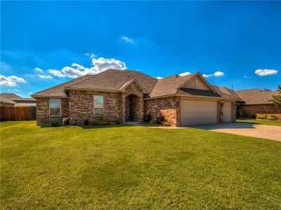 Oklahoma City Single Family Home For Sale: 2005 Breakers