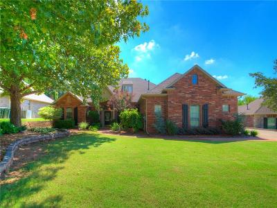 Edmond Single Family Home For Sale: 3216 Shortgrass Road