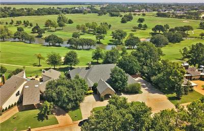 Edmond Single Family Home For Sale: 1209 Oak Tree Drive