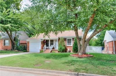 Oklahoma City Single Family Home For Sale: 2933 NW 34th Street