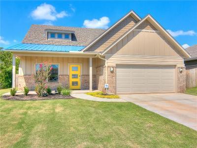 Edmond Single Family Home For Sale: 18001 Chisholm Creek Farm