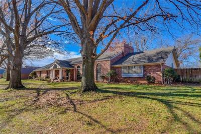Chickasha Single Family Home For Sale
