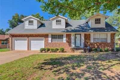 Norman Single Family Home For Sale: 1427 Oakwood