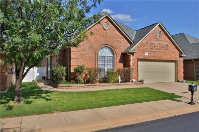 Oklahoma City Single Family Home For Sale: 14904 Monticello Drive